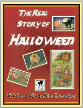 The Real Story of Halloween - Video Worksheets - Video Quizzes