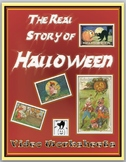 The Real Story of Halloween Worksheet BUNDLE: PDF and Examview!