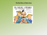 The Real Story of Stone Soup Text Talk
