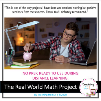 The Real World Checkbook Project: Consumer Math, Percents, and more