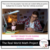 Math in the Real World Project: Consumer Math, Percents, and more