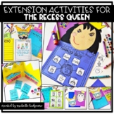 The Recess Queen (graphic organizers, sorts, printables, a