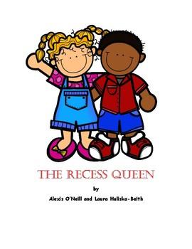 The Recess Queen - A Book Study