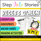The Recess Queen Activities