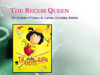 The Recess Queen, Collaborative Conversations, Text Talk