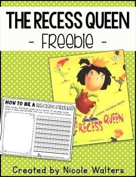 The Recess Queen [Freebie]