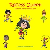 Leap Into Literacy with Recess Queen PowerPoint Activities