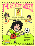 The Recess Queen, Read Aloud Activity Packet, Theme-Kindness