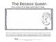 The Recess Queen Response K-2