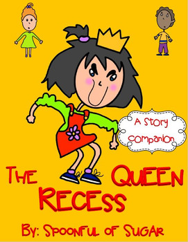 The Recess Queen (Book Companion)