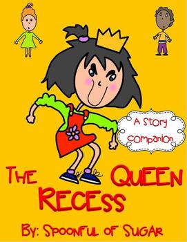 The Recess Queen (Book Companion)
