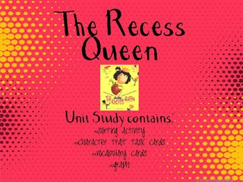 The Recess Queen Unit