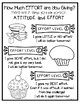 The Recipe to Increase Student Effort