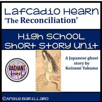The Reconciliation- A Short Japanese Ghost Story Unit GREAT HALLOWEEN STORY