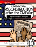 The Reconstruction Era {2nd Edition}