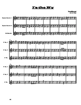The Recorder Songbook Workshop - Lesson 2, Differentiation