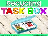 The Recycling Task Box {individual task box}