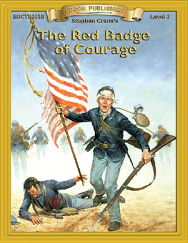 The Red Badge od Courage RL3-4 Adapted and Abridged Novel