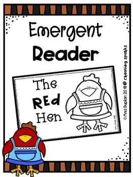 The Red Hen Emergent Reader