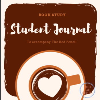 The Red Pencil Book Study Journal Template