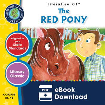 The Red Pony Gr. 7-8