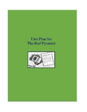 The Red Pyramid Complete Literature and Grammar Unit