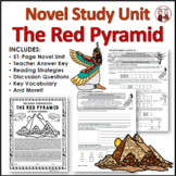 The Red Pyramid Novel Unit