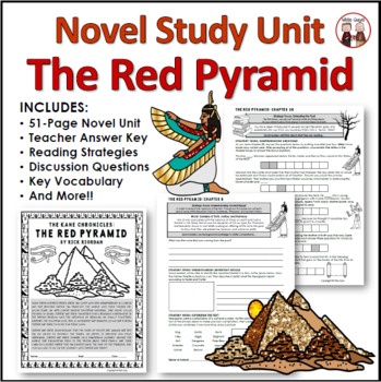 The Red Pyramid Novel Unit