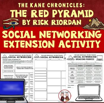 The Red Pyramid Social Networking Extension Activity