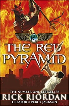 The Red Pyramid by Rick Riordan - Four Puzzle Bundle