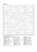 The Red Pyramid by Rick Riordan - Word Search (Vocabulary)