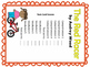 The Red Racer by Audrey Wood Comprehension and Vocabulary Task Cards