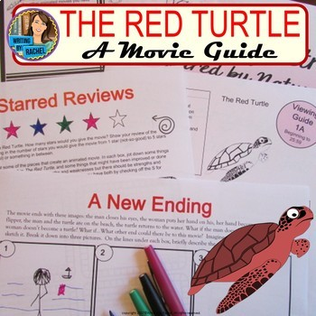 The Red Turtle: Movie Guide