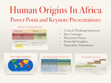 Human Origins In Africa Power Point and Keynote Presentations