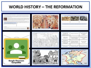 The Reformation & Enlightenment - Complete Units