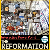 The Reformation PowerPoint and Google Slides