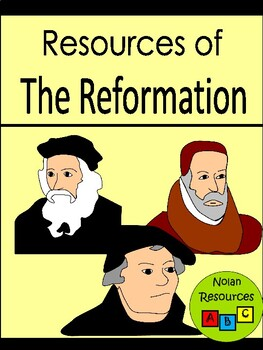 The Reformation - Resource Packet