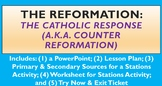 The Reformation: The Catholic Response (a.k.a. Counter Ref