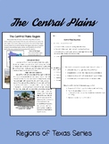 The Regions of Texas: The Central Plains- Integrating Read