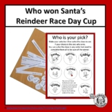 The Reindeer Race Day Cup
