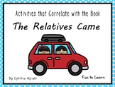 The Relatives Came ~ 41 pg. Common Core Activities