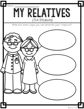 Book Study: The Relatives Came