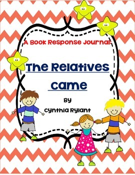 The Relatives Came - Book Response Journal