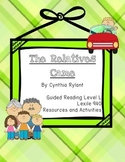 The Relatives Came By Cynthia Rylant Vocab and Making Connections