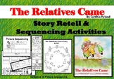 The Relatives Came Story Sequencing Activities {Picture &