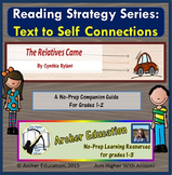The Relatives Came: Text to Self Connections Lesson