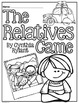 The Relatives Came by Cynthia Rylant: Reading Response Activities for 3rd-4th Gr
