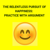 The Relentless Pursuit of Happiness: Practice with Synthesis