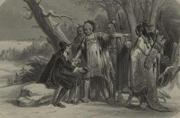 Religion in the Early Colonies of North America