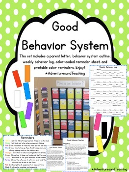 The Reminder Behavior and Classroom Management System